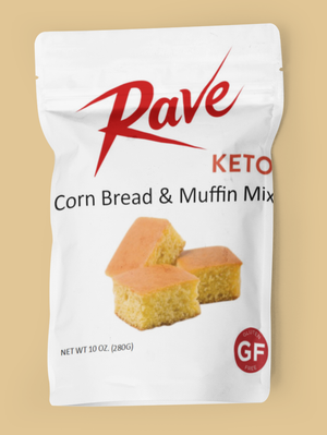 Keto Corn Bread & Muffin Mix