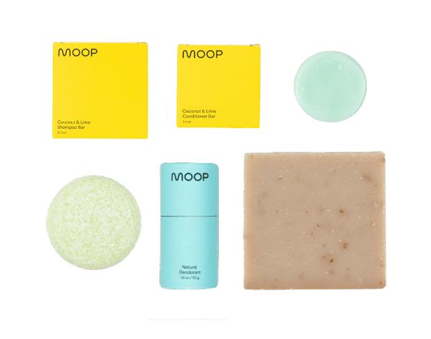 Body Care  Kit - MOOP