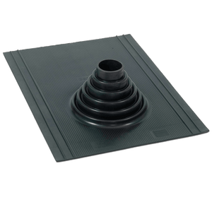 Roof flashing Separett for tarred/tiled roof ø75-118 mm