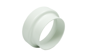 Ventilation pipe adaptor 75mm to 3 inch