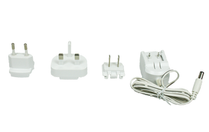 Universal AC Power Adapter for Villa and Weekend toilets