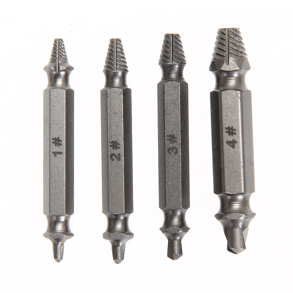 EASYOUT - DAMAGED SCREW EXTRACTOR (4PCS) - ProoTools