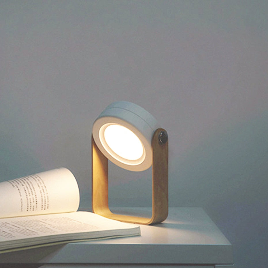Rotatable Rechargeable Lamp