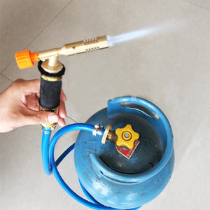 Electronic Ignition Liquefied Gas Welding Gun Torch Kit