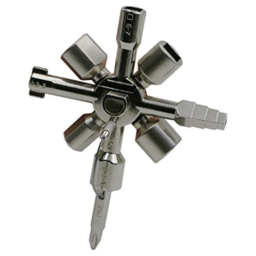 10 In1 Multifunctional Cross Switch Wrench