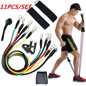 Resistance Band Set  HomeFitness™