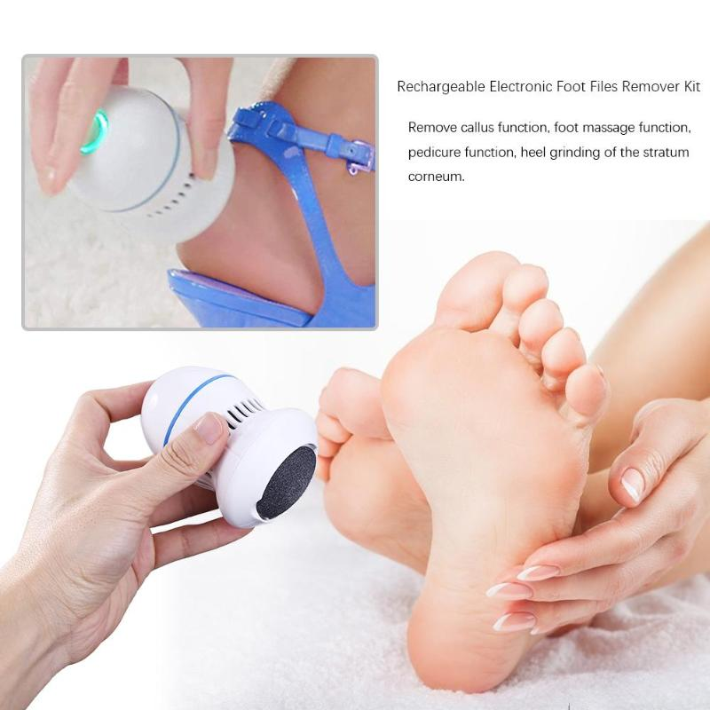 Portable Effective Electric Dead Skin Remover