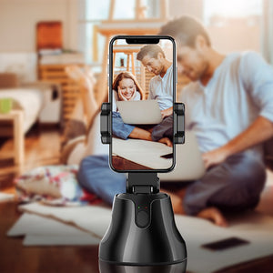 Smartphone Gimbal 360° Face Photo Follow Up (Black)