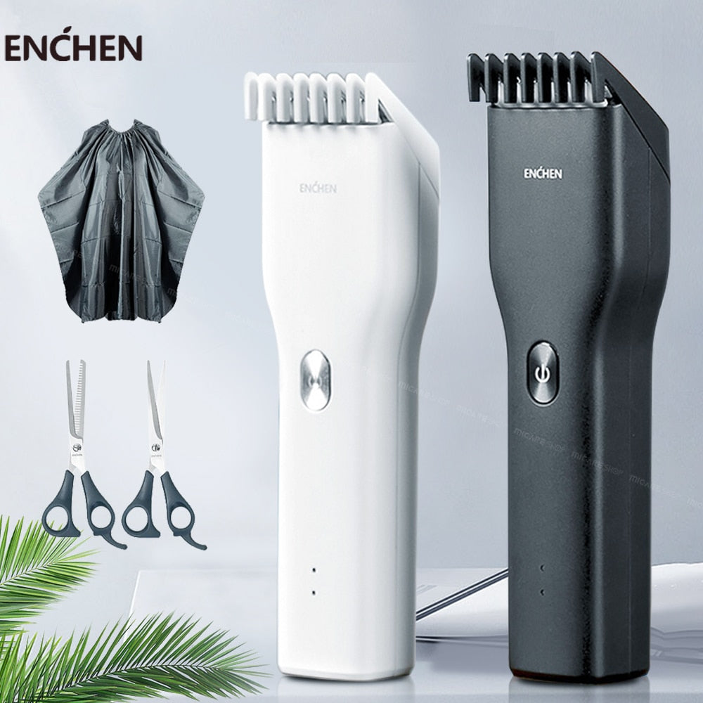 RECHARGEABLE HAIR TRIMMER