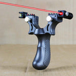 Powerful rubber Laser aiming