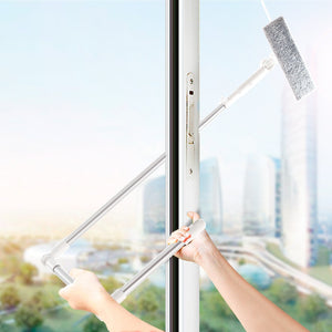 U-SHAPED TELESCOPIC WINDOW CLEANER