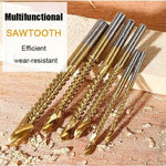 Top Quality High-Speed Steel Drill Bits Carpenter Woodworking Bits