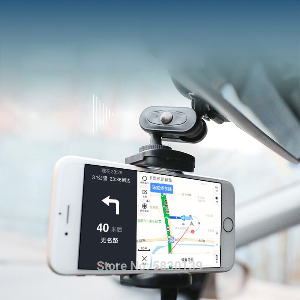 Car Recorder Phone Bracket