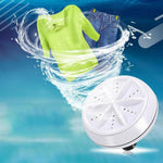 ULTRASONIC PORTABLE WASHING MACHINE