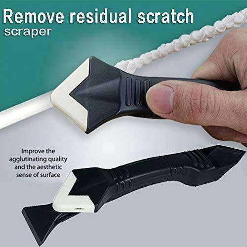 Glass Glue Angle Scraper