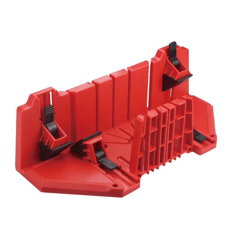 Clamping Miter Box