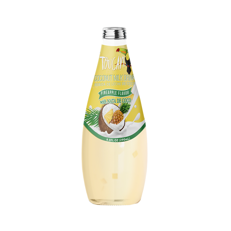Toucan Nata De Coco, 9.8 Fluid Ounce (Pack of 12)