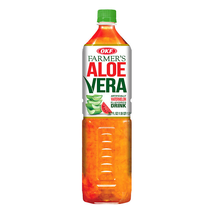 Farmers Aloe Drink 50.7 Fluid Ounce (Pack of 12)