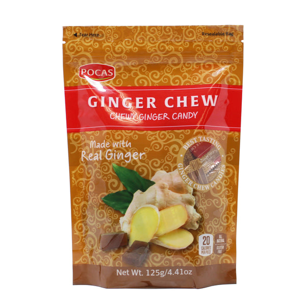 Pocas Ginger Chew (Pack of 2)