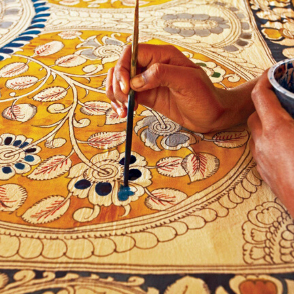 Kalamkari- A timeless art