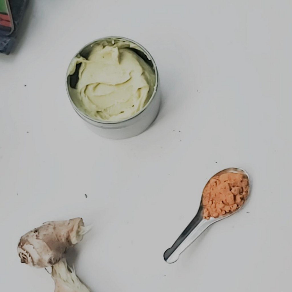 Turmeric Ginger Body Butter