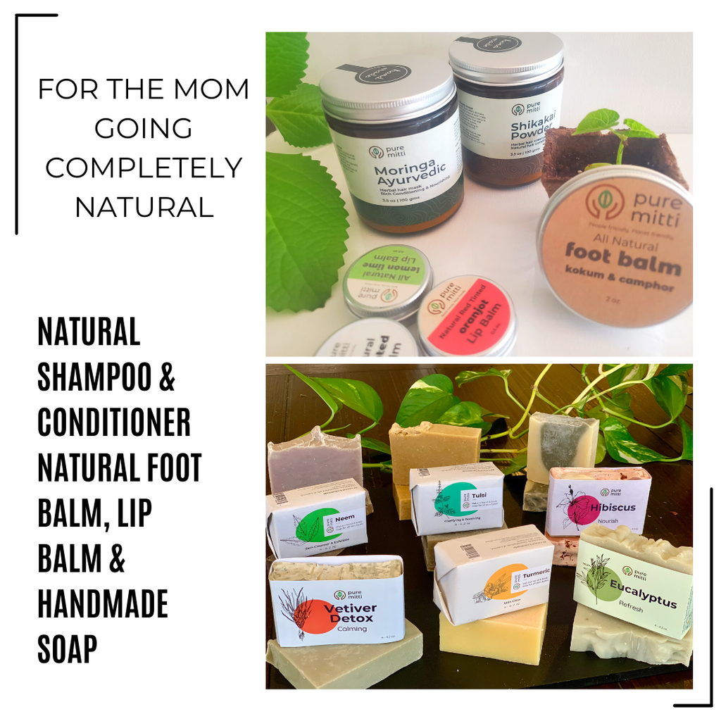 For the mom going completely natural
