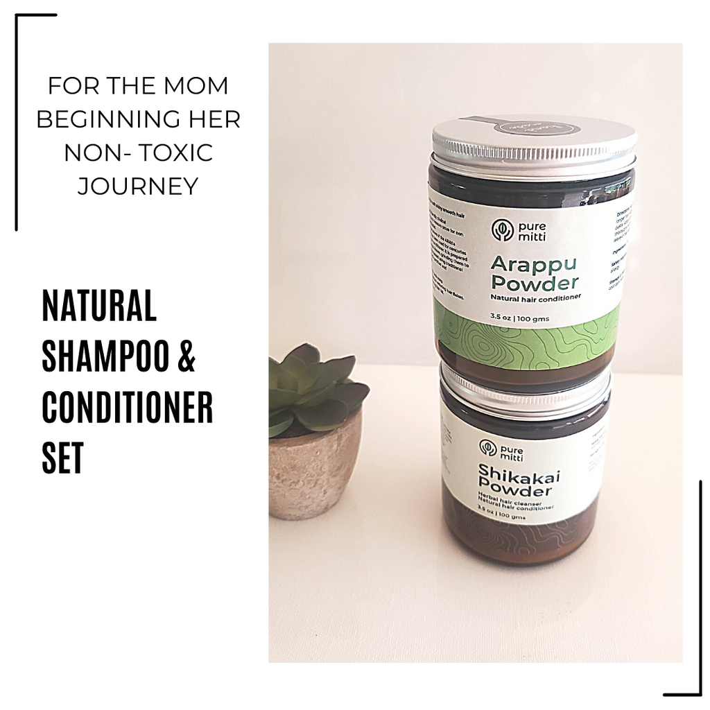 For the mom beginning her non toxic journey