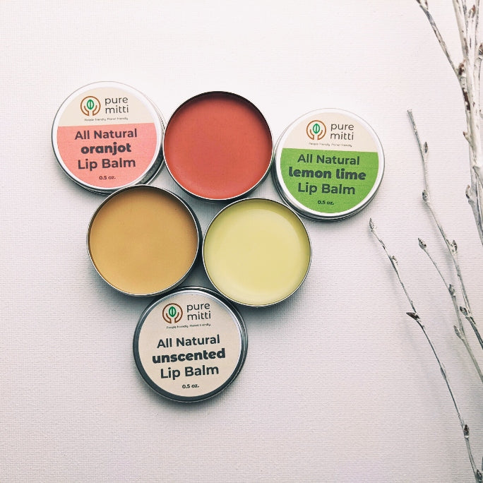 Eco lip care kit