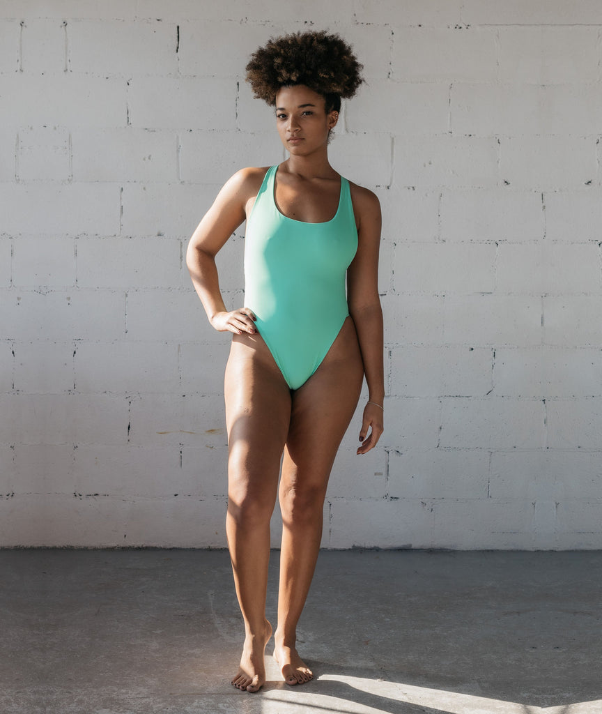 Christina One - Piece / Seafoam