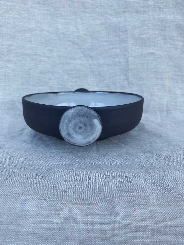 Double Knob Moon bowl