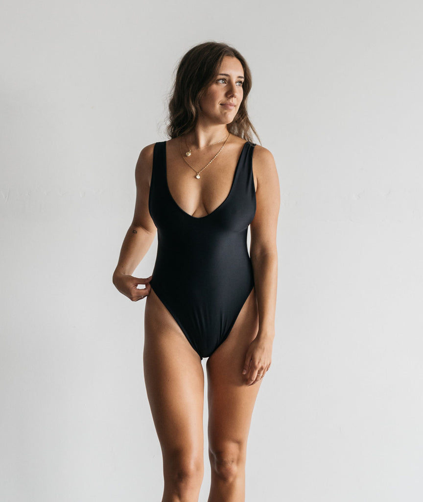 Kylah One - Piece  / Black
