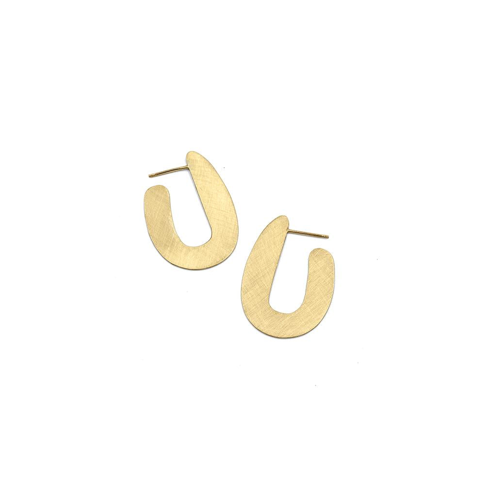 VASO mini curvy post earrings