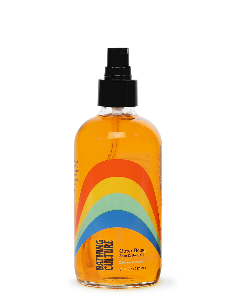 Outer Being Face & Body Oil