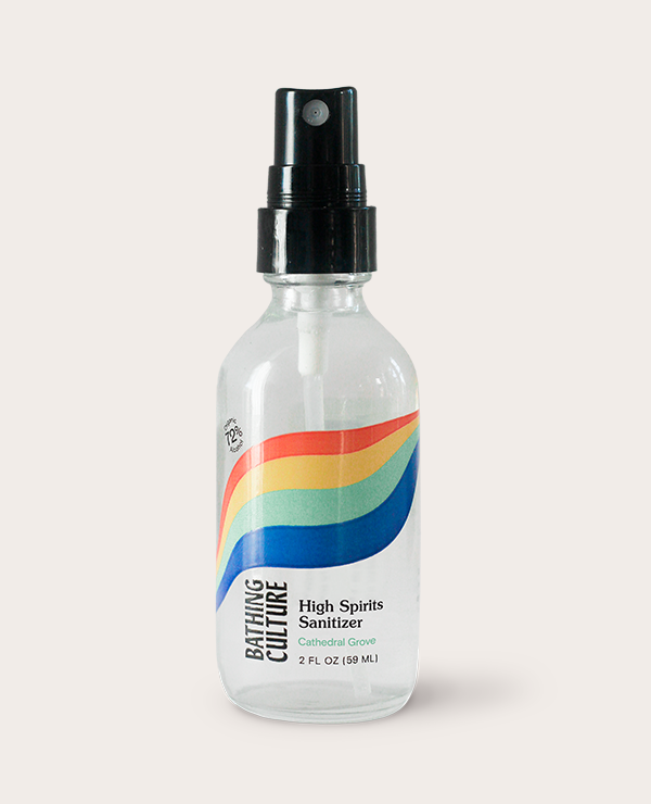 High Spirits Sanitizer