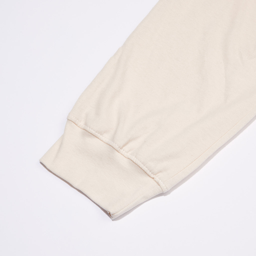 Women's Organic Jogger Pants in Natural