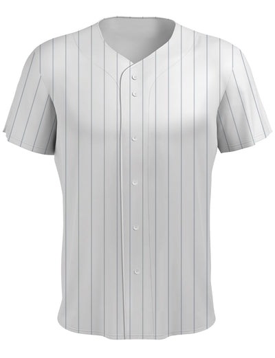 PINSTRIPES FULL-BUTTON