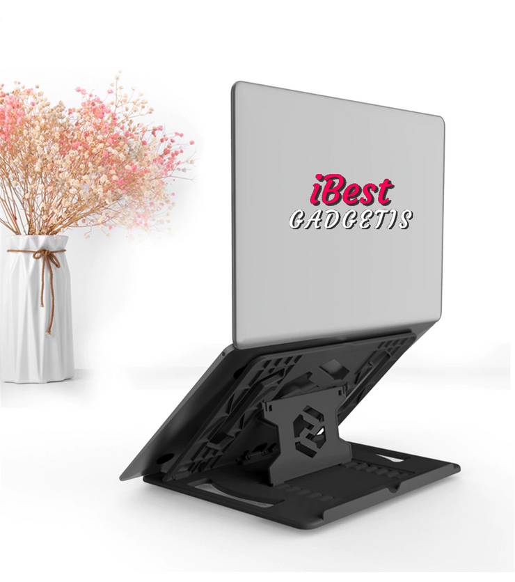 Height Adjustment Laptop Stand - IBestGadgetis