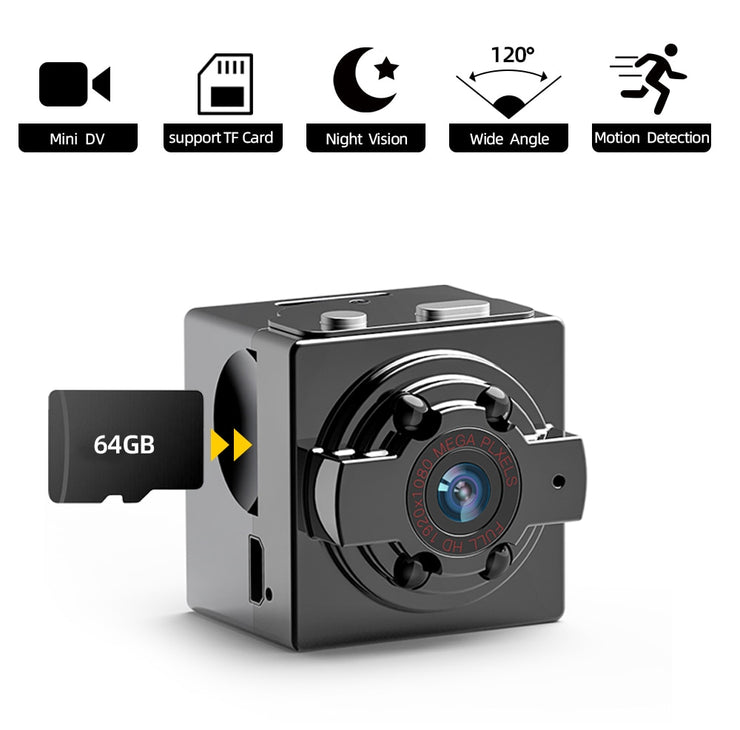 HD 720P Mini Camera Camcorder - prosiite