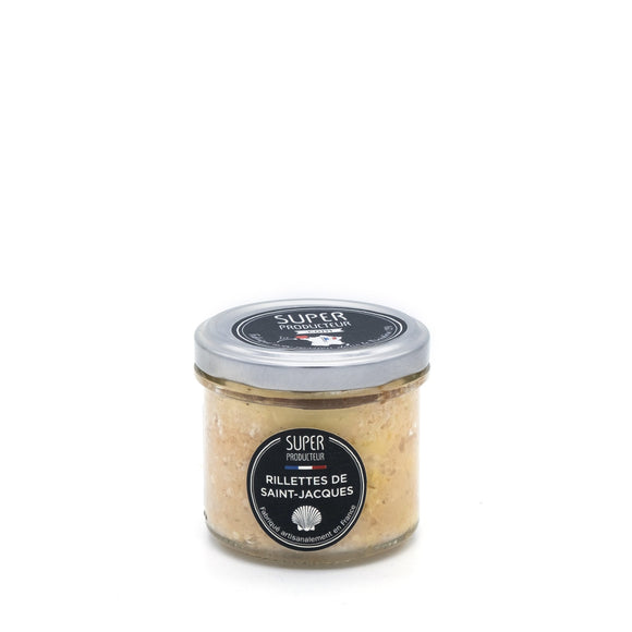 Rillettes De Saint-Jacques 90g