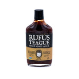 Sauce BBQ Whiskey et Sirop d'Erable Rufus Teague 454g