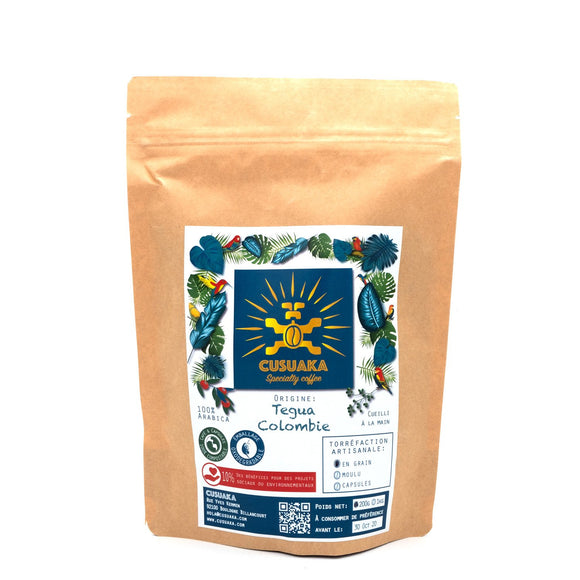 Tegua Colombie 200g
