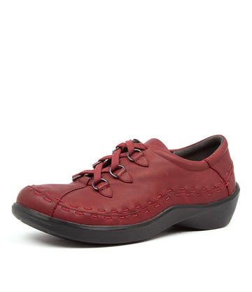 Women's Ziera Allsorts in Rouge Trooper Leather sku: ZR10016PTALE