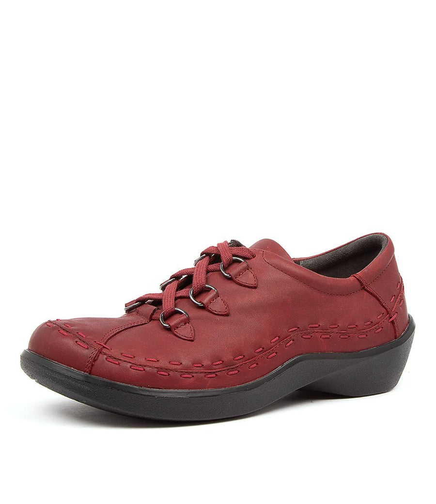Women's Ziera Allsorts in Rouge Trooper Leather sku: ZR10017PTALE