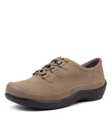 Women's Ziera Amaris in Taupe Oregon Mix sku: ZR10019NK5EX