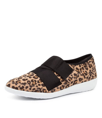 Women's Ziera Urban in Ocelot Neoprene sku: ZR10052A03WL
