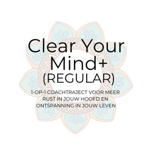 Clear Your Mind+ REGULAR traject
