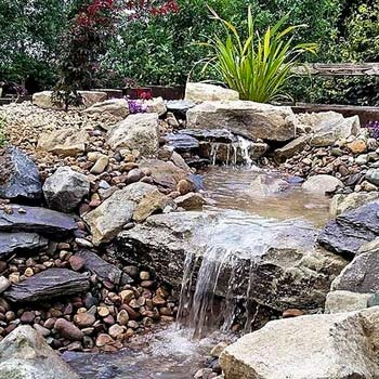 Decorative Stones and Landscaping Products