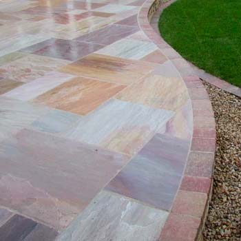 Paving Slabs and Cobbles