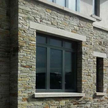 Cladding Stone and Z Panels