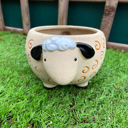 sheep-flower-pot